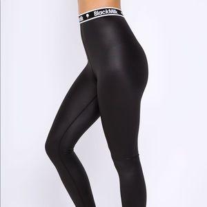 Lustre Black Bandit Pants